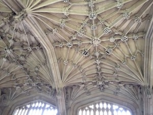 Oxford Divinity School: And you think you have too many bosses? This place has 455.