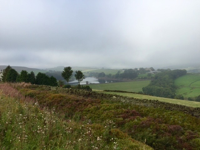 Moody, cloaked in fog, the Yorkshire moors come alive in the writings of the Bronte sisters.