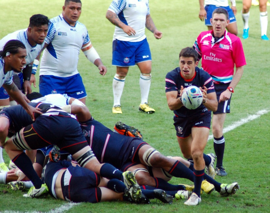 The U.S. against Samoa. Are the Eagles condemned forever to be the team of the future?