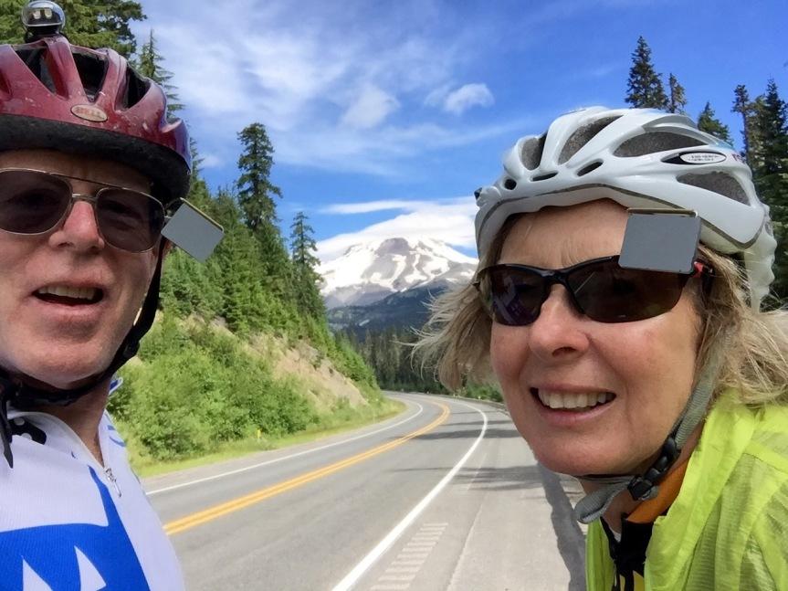 With Mount Hood