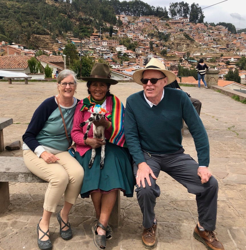 Leaving Cuzco
