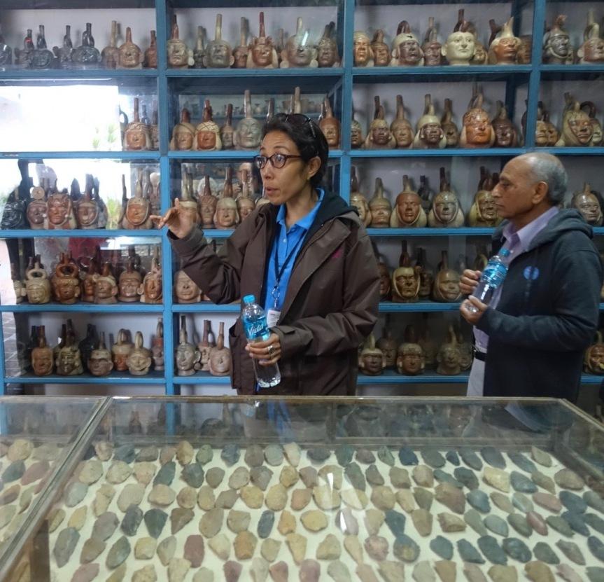 Sheila museo