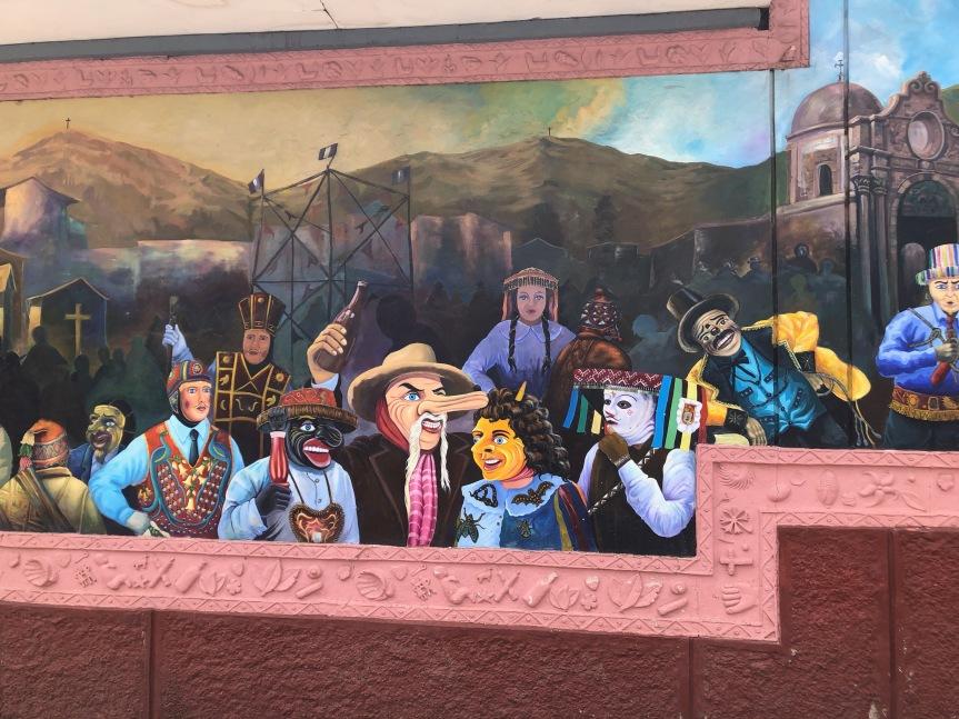 Fest mural
