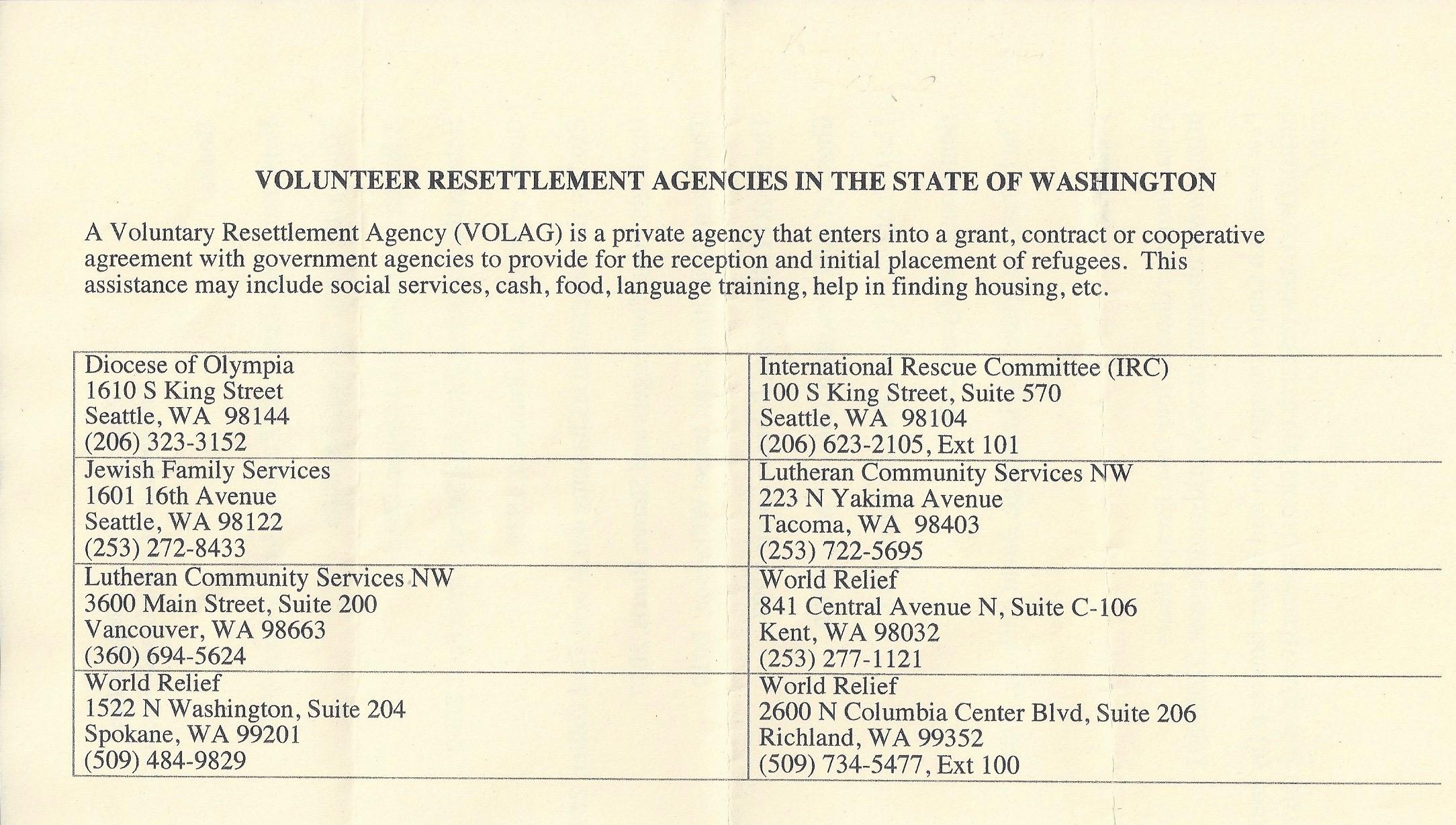 Fenner agencies 2